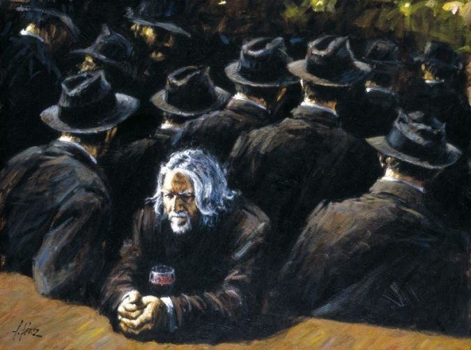 Fabian Perez - Untitled II - My second all-time favorite